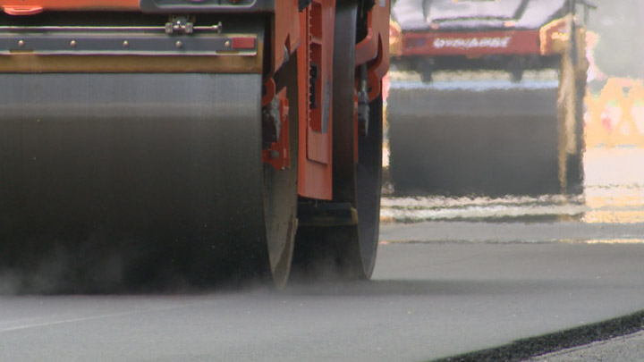 A number of new road projects started this week in Saskatoon as resurfacing starts on three major routes.