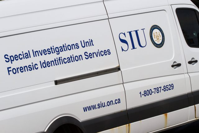 The SIU is an arms-length civilian agency that investigates allegations of serious injury, death, or sexual assault involving Ontario police forces.