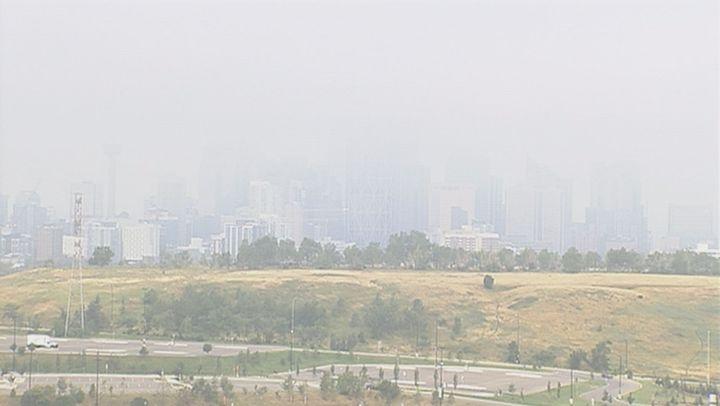 Smoky Calgary