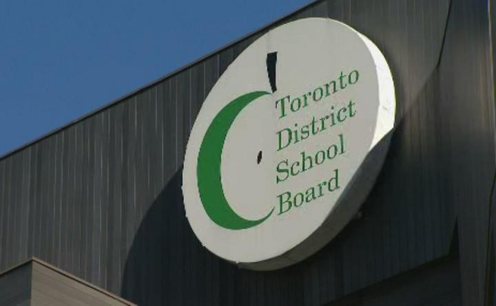 Toronto District School board file photo.