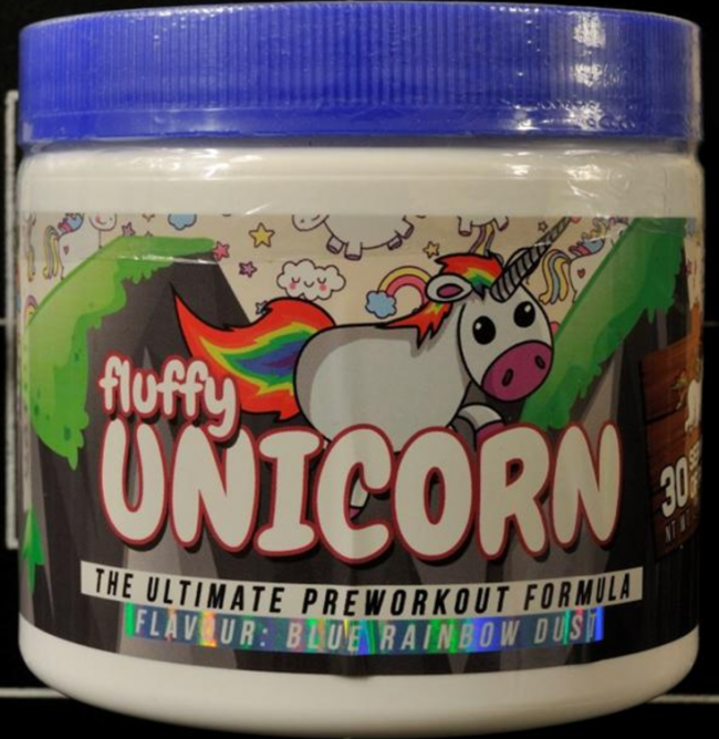 Fluffy Unicorn workout supplement could cause heart attacks, stroke: Health Canada - image