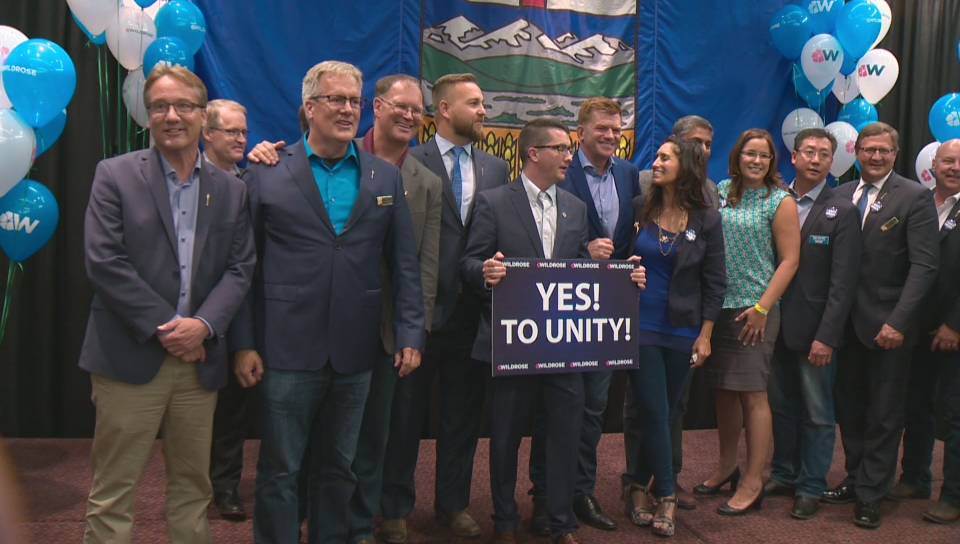 Sun, Jul 23: The old PC party that dominated Alberta politics for four decades is winding down. Now, the overwhelming show of the support for the unification of the Wildrose and PC parties is leaving many questions about policy and who will lead the new United Conservative party.
