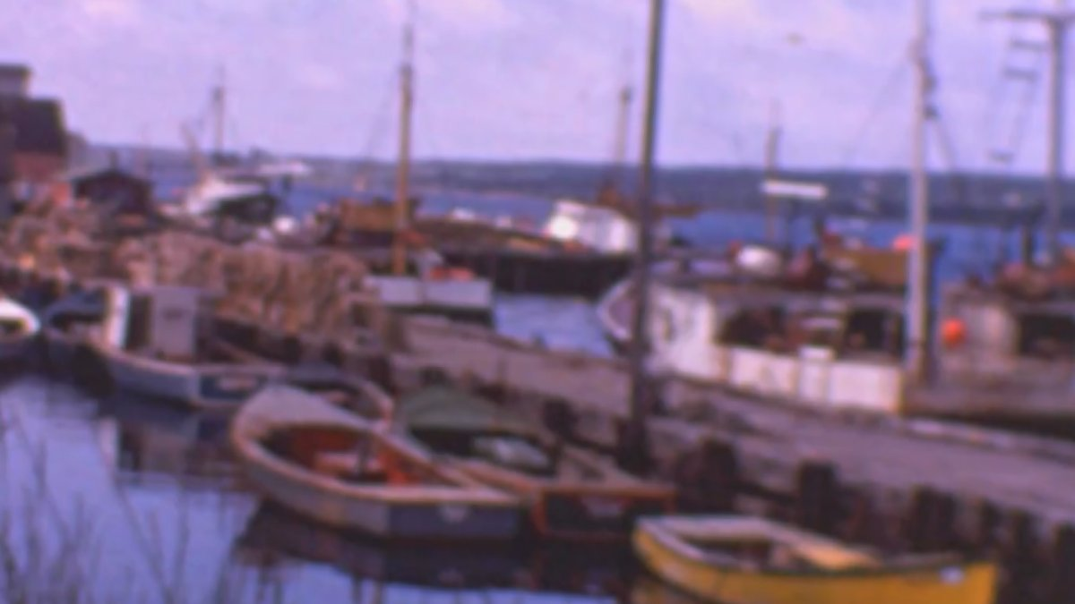 A series of rediscovered 8mm film reels shows New Brunswick and Nova Scotia as they were in the 1960s.