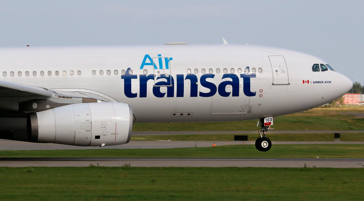 Air Transat cited the ongoing impacts of the pandemic, such as ongoing border closures and a lack of support programs for airlines, as the reasons for the layoffs. Monday, Oct. 19, 2020.