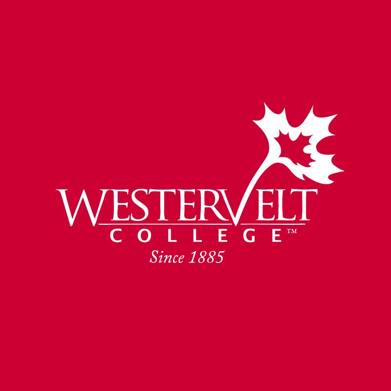 Westervelt college logo .