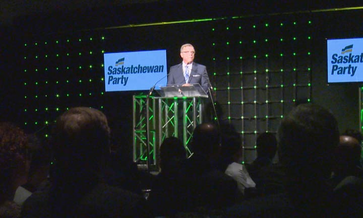The Saskatchewan Party will elect its next leader at a convention on Jan. 27, 2018.