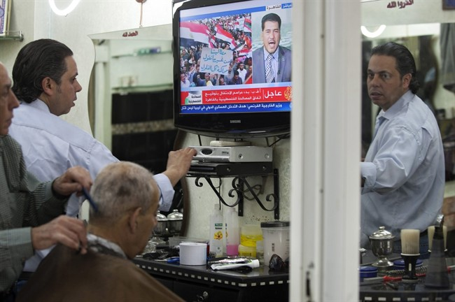 Joining Arab states Israel says it plans to ban Al-Jazeera.