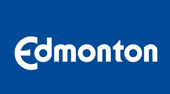 A file photo of the City of Edmonton logo.