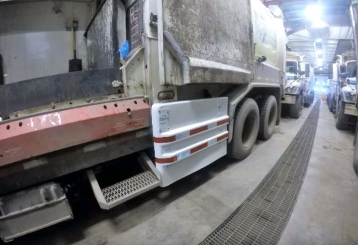 Some Canadian cities have already started using them and now a pilot project is underway in Edmonton to see if side guards on trucks can help reduce pedestrian and cyclist fatalities.