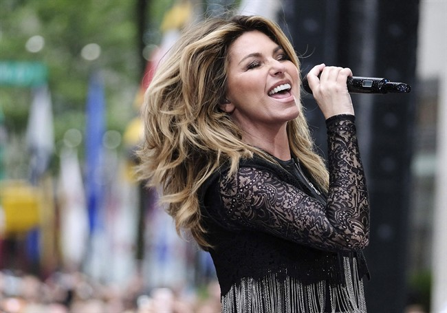 "Who could forget Shania Twain's performance of her hit song, ""Man, I Feel Like a Woman"" in 1999?."
