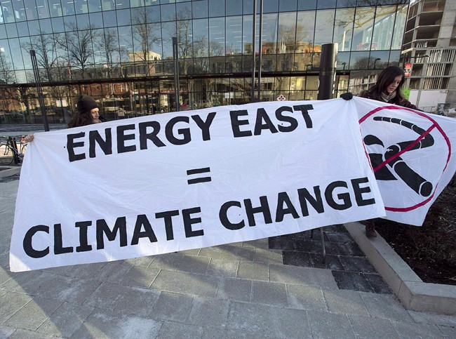 Bob Layton Editorial: Energy East - image