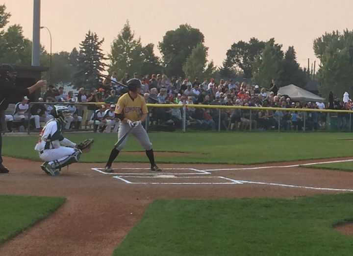 The Prospects lost 4-0 to the Swift Current 57s in Saskatchewan Thursday night, missing out on an opportunity to win their first-ever WMBL title.