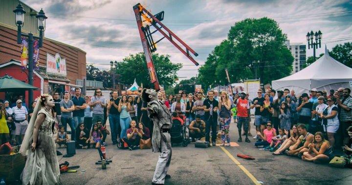 Edmonton's Fringe Festival hosts telethon to keep event running