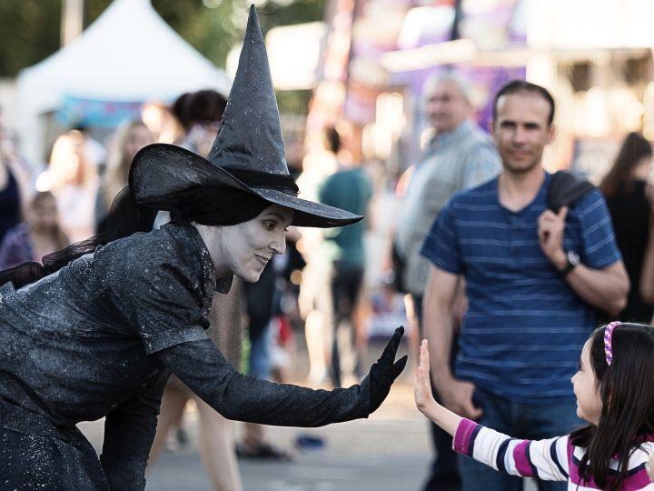 The Edmonton International Fringe Festival.