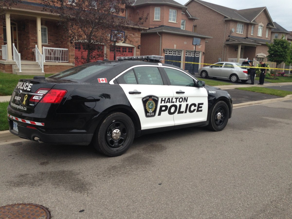 A 28 year old Hamilton man faces a total of 40 charges, accused of breaking into dozens of garages and vehicles in Burlington and Oakville.