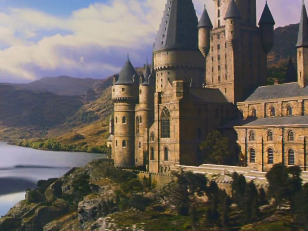 Hogwarts in 'Harry Potter and the Chamber of Secrets'