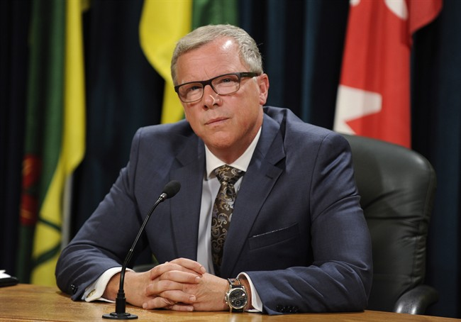 Saskatchewan Premier Brad Wall says Gov. Gen. Julie Payette should avoid denigrating faiths that believe in a creator.