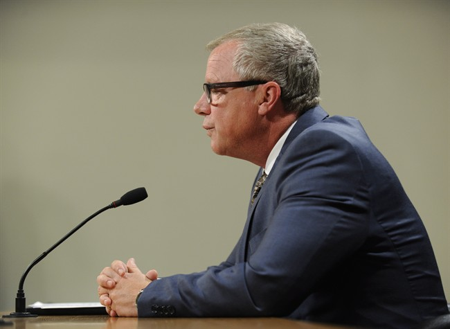 Brad Wall said he's not expecting to be premier past January and would like the apology to happen before he retires.