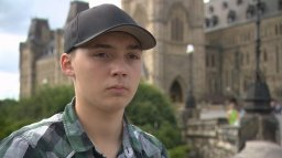 Continue reading: Teen mental health advocate elbows way into Justin Trudeau's schedule