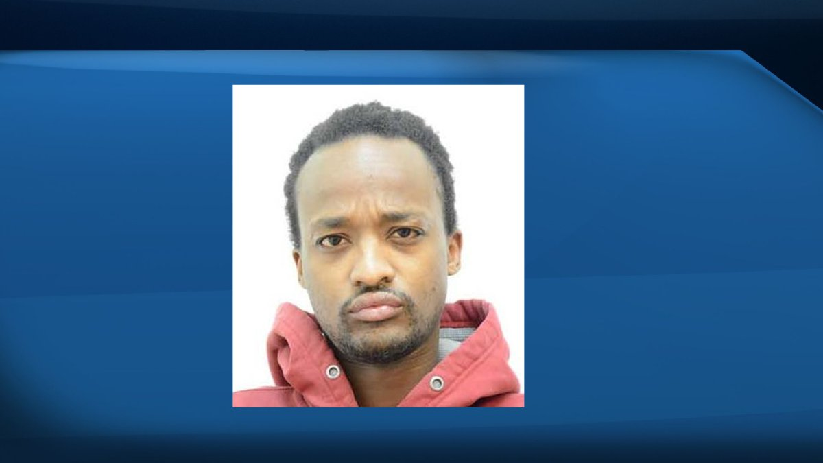 Calgary police have located Andy Dick Ntunaguza, 32, who had been wanted after violating house arrest.