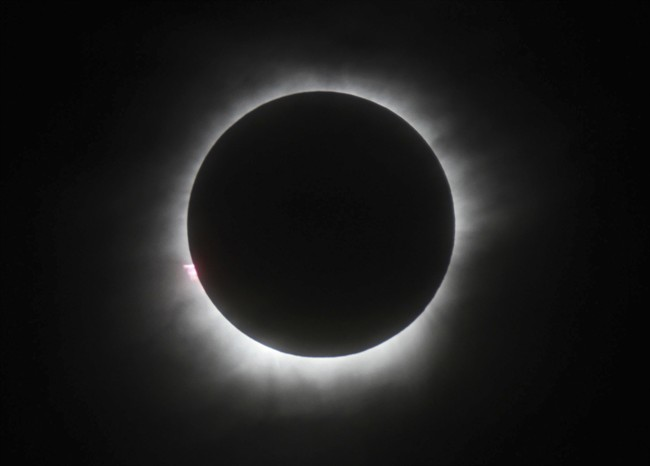The Jill Bennett Show: Vancouverites might not need to travel to witness solar eclipse - image