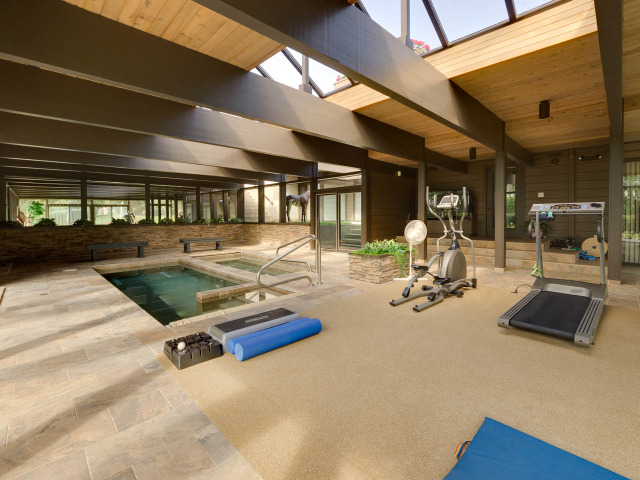 This is the most expensive home for sale in Edmonton listed at $6.4 million.