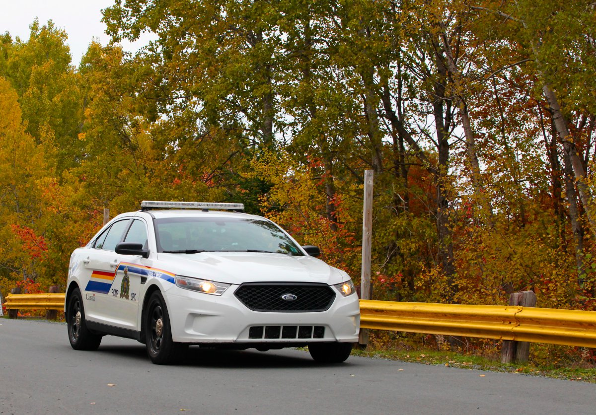 RCMP say a 50-year-old woman has died after a fatal motorcycle crash.