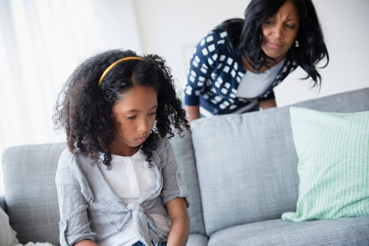 It will take time for a step-parent and step-child to build a relationship, experts say.