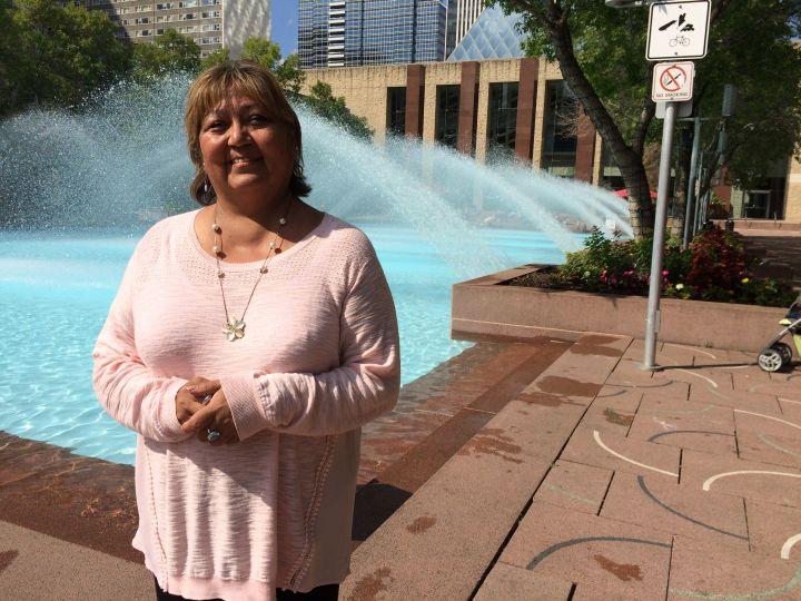 Taz Bouchier has announced she is running for mayor of Edmonton.