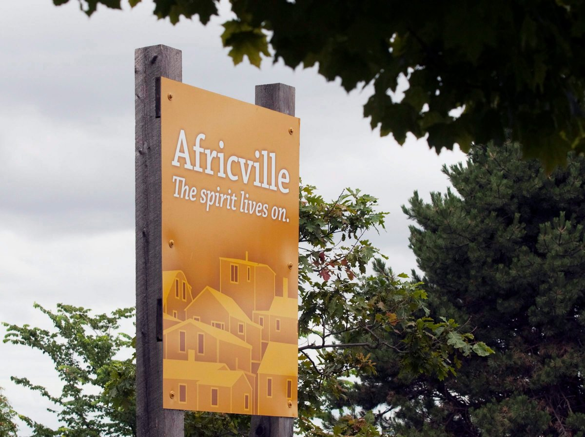 """FILE: Halifax has issued a tender for an """"interpretive enhancement framework project"""" for Africville Park."""