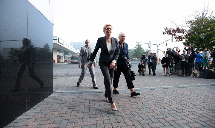 Ontario Premier Kathleen Wynne may not be personally popular, but some of her Liberal government's policies are. Matt Gurney says it's too early to count her out in the 2018 provincial election.