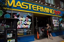 Continue reading: Mastermind Toys eyes expansion in Canada as Toys 'R' Us flounders