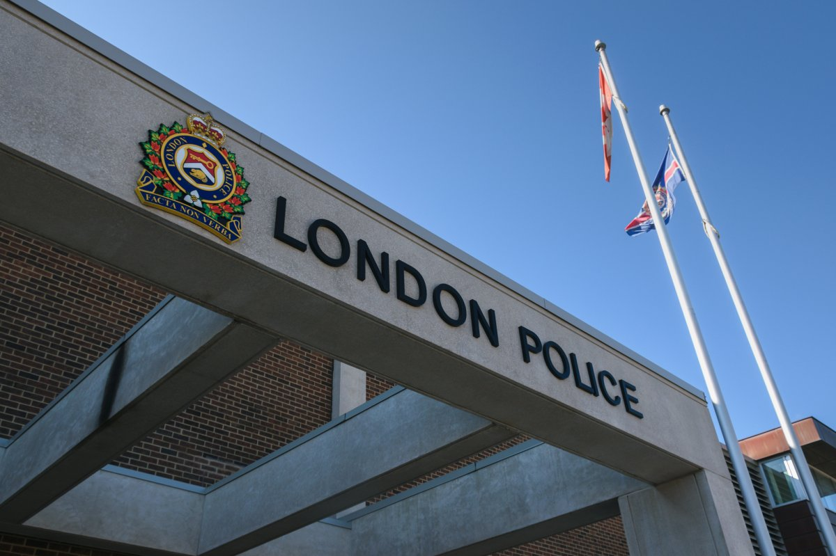 London police say they've charged a 42-year-old man in connection with the alleged assault on a LTC bus last month.
