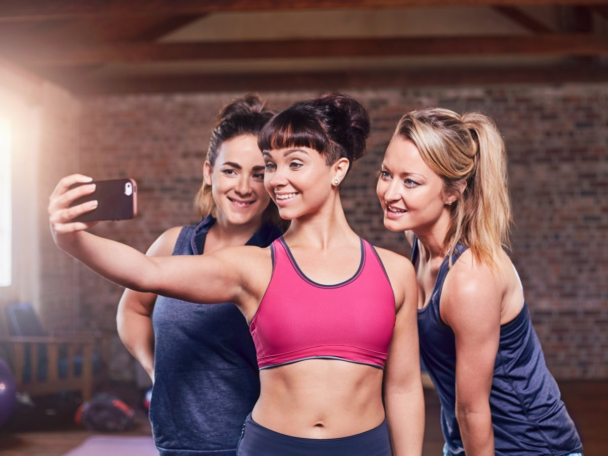 Taking selfies and recording your workout are among the most annoying things you can do at the gym.