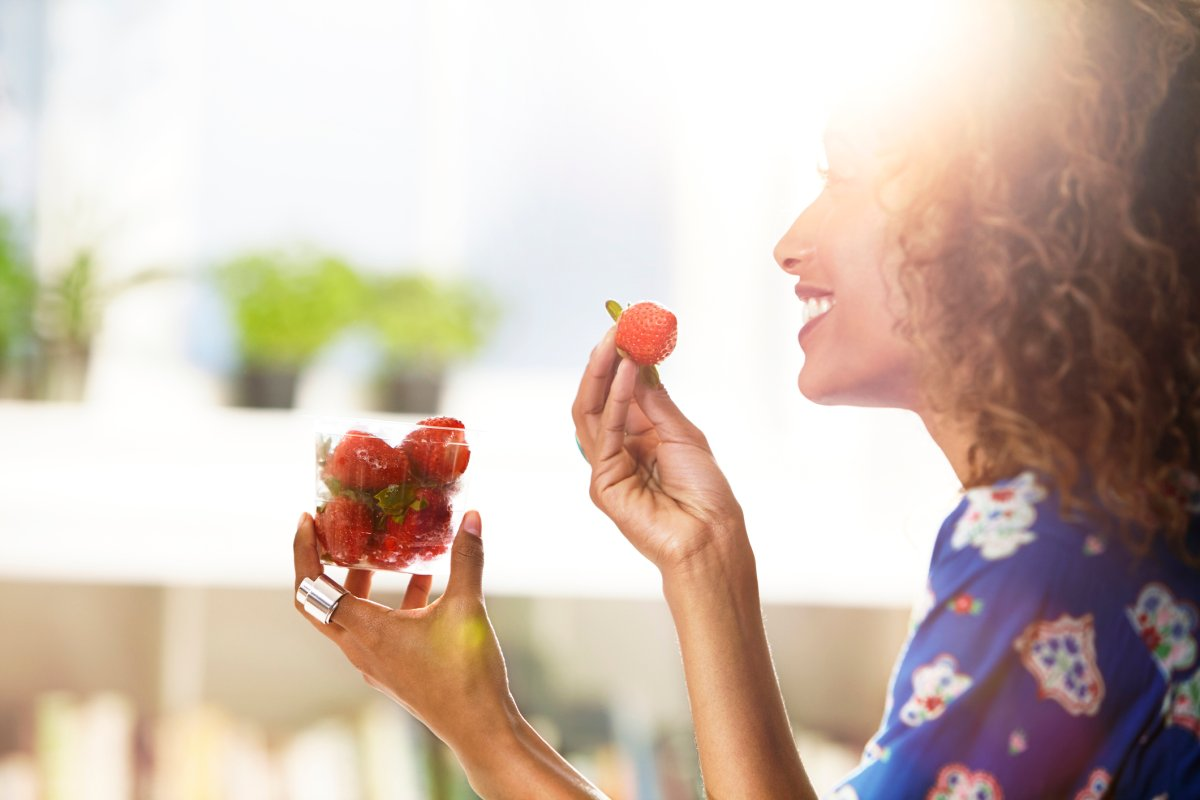 Strawberries are a good anti-inflammatory food that's even good for people with Type 2 diabetes, experts say.