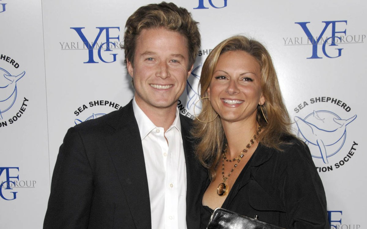 """Billy Bush and Sydney Bush attend """"Breaking The Ice"""" A Fundraiser to benefit The Sea Shepherd Conservation Society on October 13, 2007 in Santa Monica, California."""