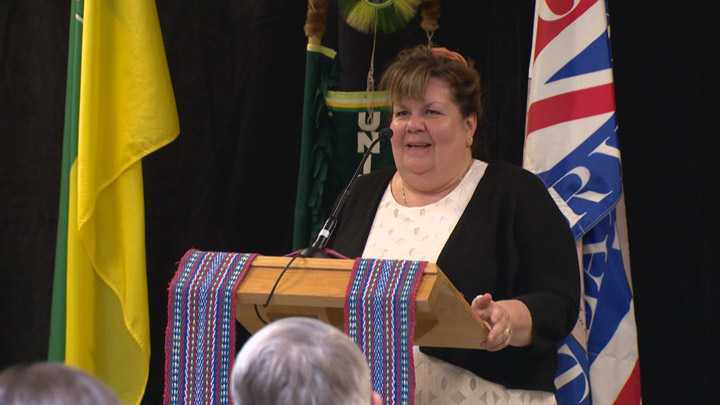 Dr. Alexandra King, the first Cameco chair in Indigenous health, looking to improve health care for Indigenous people and communities in Saskatchewan.