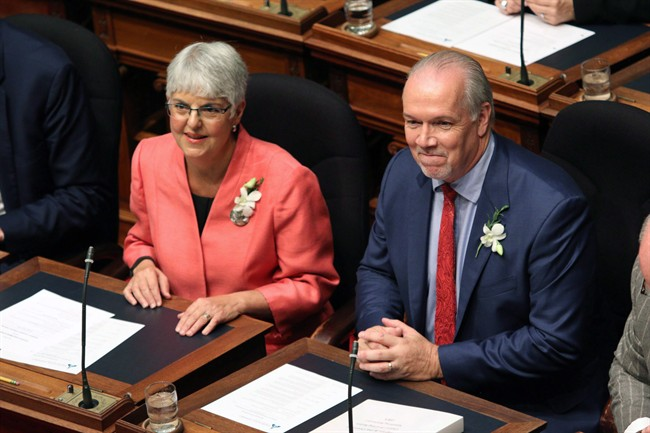 Finance Minister Carole James has ordered the review she says will give the province fiscal certainty in planning for the years ahead.