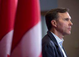 Continue reading: COMMENTARY: It's time to tell Minister Morneau to 'hop on the bus, Gus'