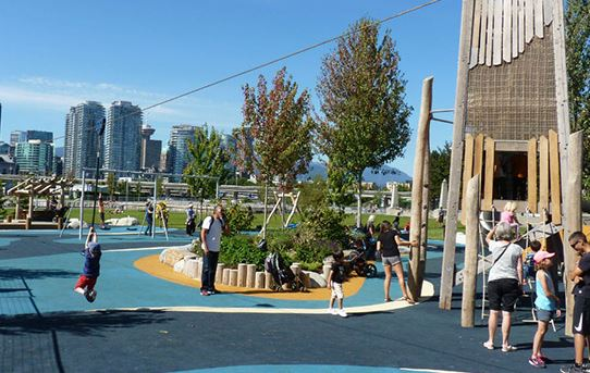 Grandmother frustrated with lack of washrooms at Vancouver playground - image