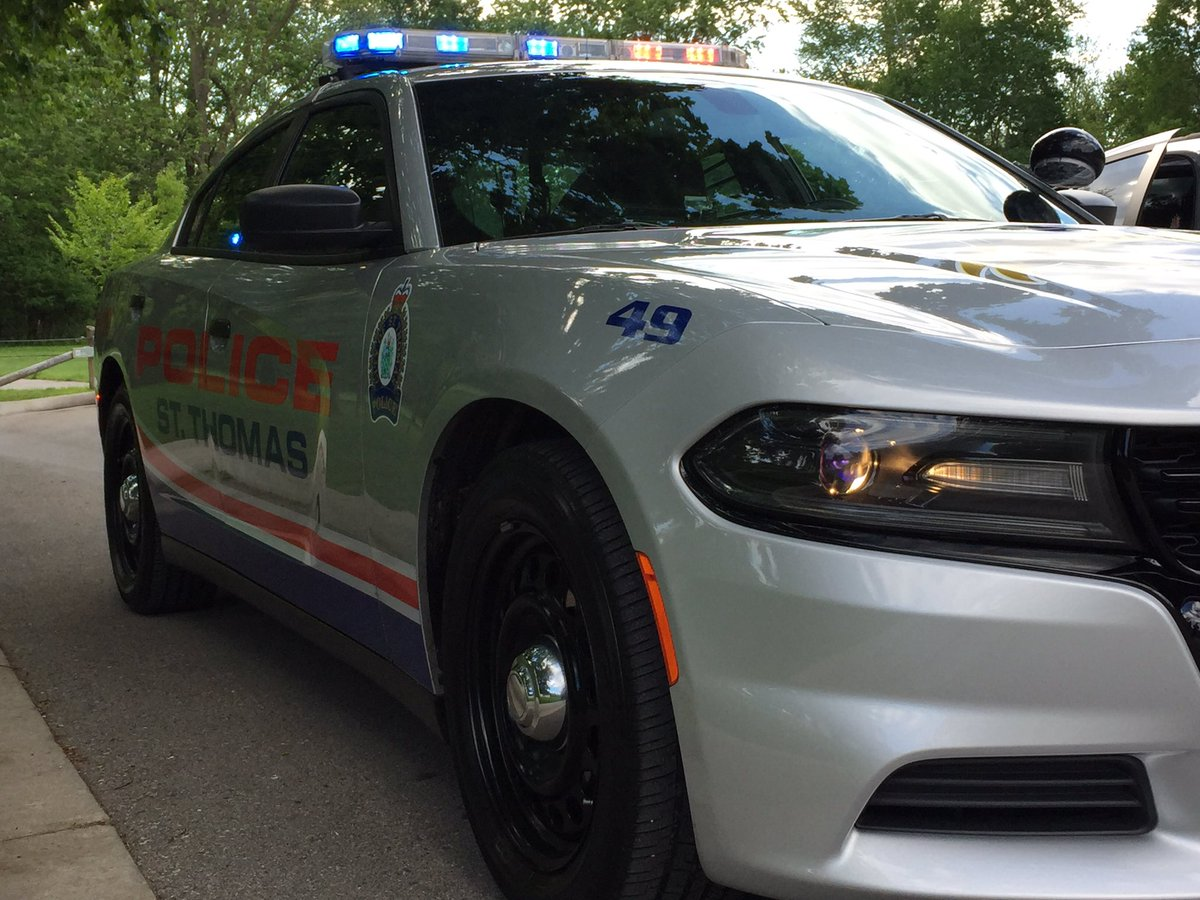 St. Thomas police are investigating an alleged assault that took place in a restaurant parking lot on Sunday evening.