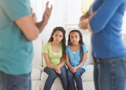 Continue reading: How parents manage conflict in the home will impact their children