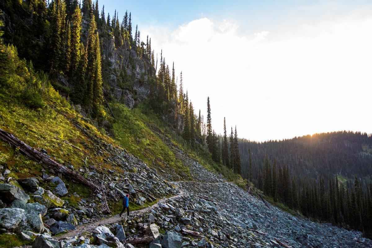 Explore the changing seasons in British Columbia's many parks - image