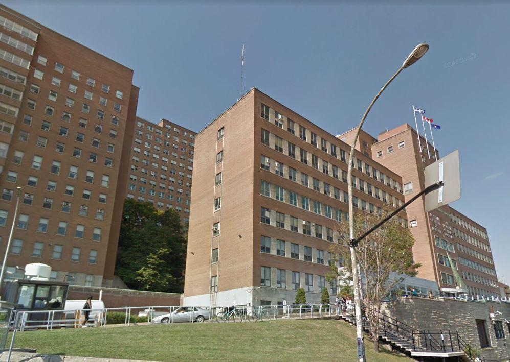 Montreal General Hospital.