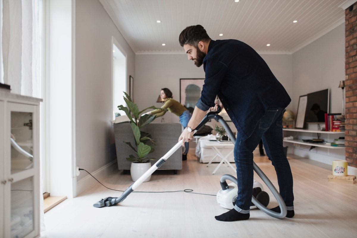 household chores as exercise