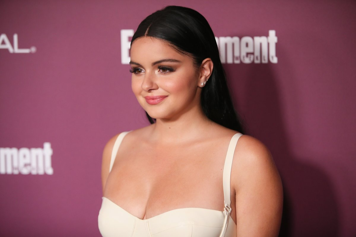Ariel Winter attends the Entertainment Weekly's 2017 Pre-Emmy Party at the Sunset Tower Hotel on September 15, 2017 in West Hollywood, California.