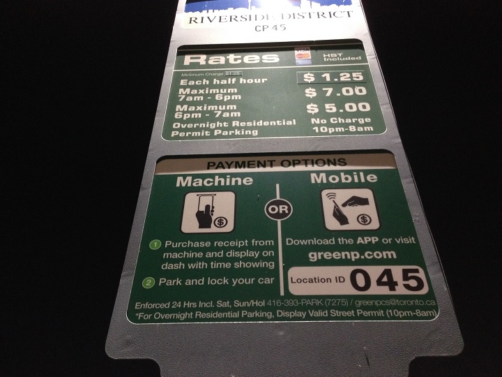 The Toronto Parking Authority (TPA), which manages all Green P parking in Toronto, is proposing price increases for on and off-street parking rates.