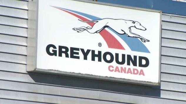 Greyhound Canada.