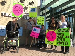 Continue reading: HandyDART riders call for TransLink board to be sacked