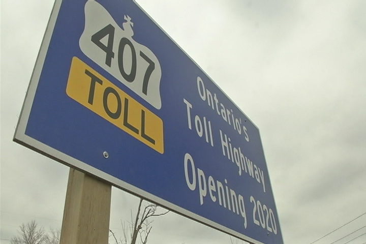 407 ETR says in a statement that the stolen data is limited to account names and phone numbers.